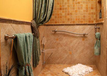 Best Grab Bars Images On Pinterest Grab Bars Ada Bathroom - Installation of grab bars for bathrooms for bathroom decor ideas