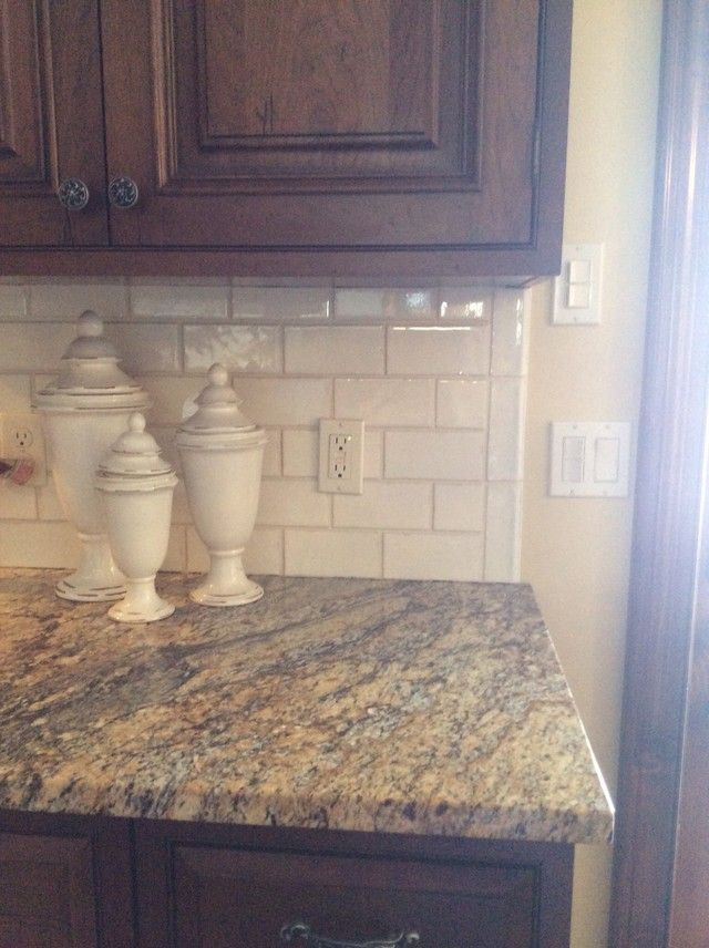 Find This Pin And More On Granite Countertop Backsplash Ideas