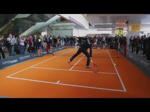 Prossima fermata: tennis! - Il backstage - YouTube