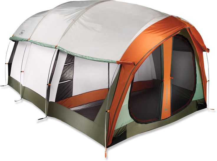 REI Kingdom 8 Tent - 2012 - Free Shipping at REI.com: Camps Ideas, Families Living, Camps Outdoor, Reis Com, Reis Kingdom, Future Camps, Families Outing, Large Families, Camps Fun