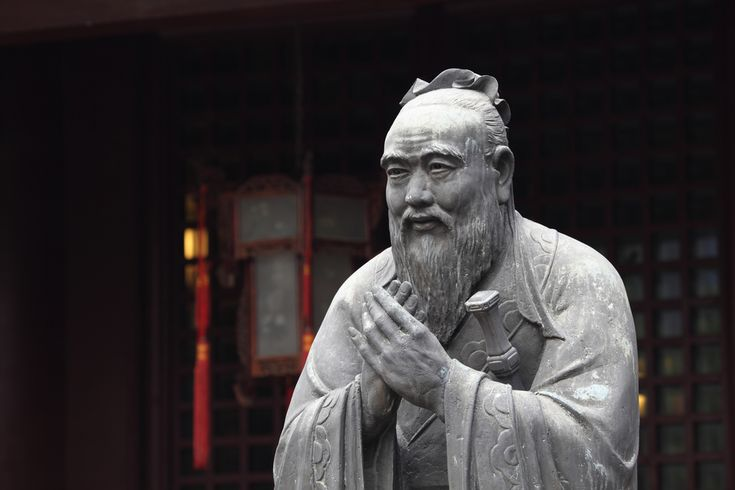 """These 10 Confucius quotes will change your life! """"Wheresoever you go, go with all your heart."""""""