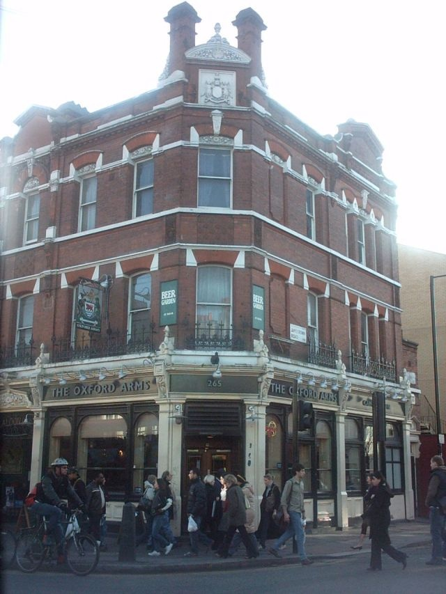 Etcetera Theatre Club host a variety of shows and performances.The Etcetera Theatre is one of London's best known pub theatres. Situated above The Oxford Arms on Camden High Street, the Etcetera is only 75 metres from Camden Town tube station and is at the heart of one of the city's busiest and most vibrant areas.Since 1986 the Etcetera has played host to the very best of the London Fringe. New writing, revivals, comedy, magic, musicals, readings and previews - you name it, it all happens…