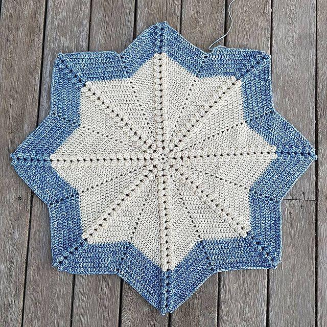 Ravelry: Compass pattern by Buttonnose Crochet | Crochet | Pinterest ...