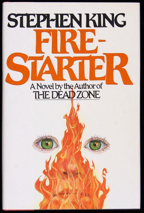 stephen king - firestarter