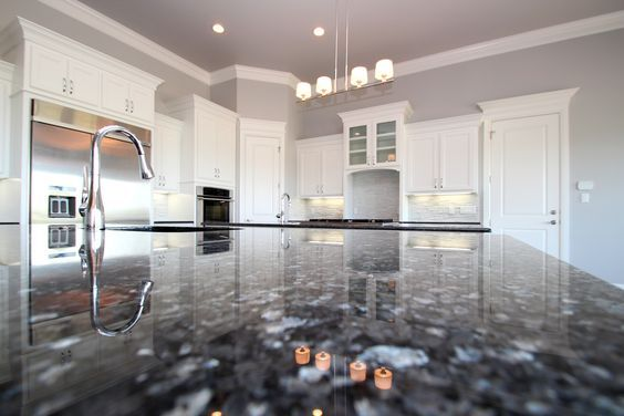 Blue Pearl Granite is one of the best choices for your kitchen. Contact us to get a free, no-obligation estimate, advice, or simply a suggestion from our designers for your New Jersey kitchen. Whether you live in Franklin Lakes, North Caldwell, Wayne, or anywhere in New Jersey, you can also take a look at our complete granite countertop selection and choose the best one for your unique kitchen design.