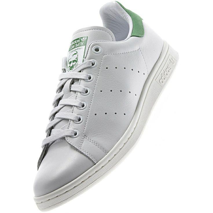 adidas Originals - Stan Smith Neo White / Fairway (D67361)