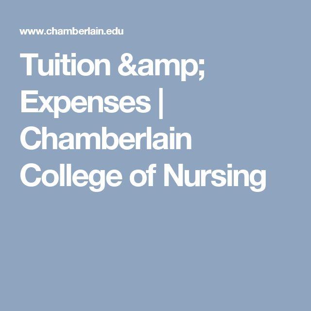 Chamberlain College of Nursing, $30,000