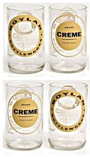 Creme Pop Collection - contemporary - cups and glassware - by greenglass.com