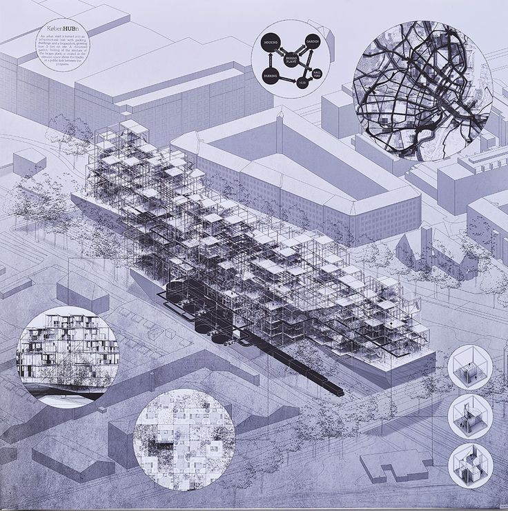 Unique Architecture Drawing Competition Find This Pin And
