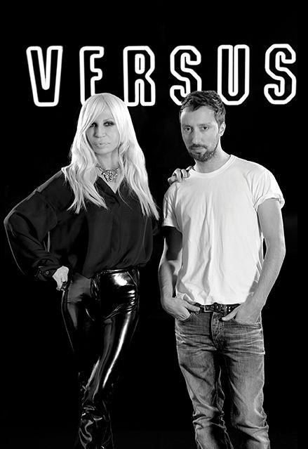 News Anthony Vaccarello designs for Versus Versace | DA MAN ...