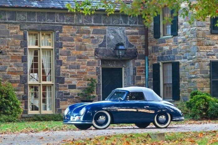 Porsche 356 Cabriolet '50