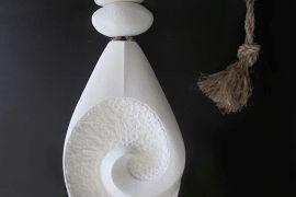 Renew - Sculpture Pendant - The Little Gallery