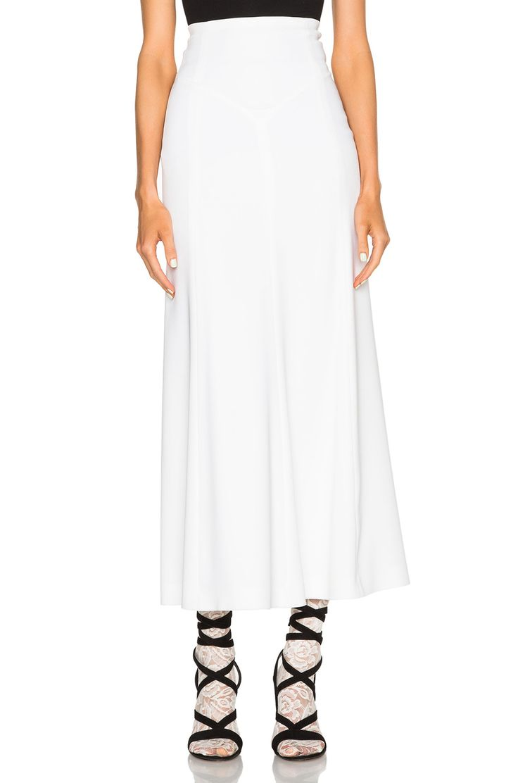ALESSANDRA RICH High Waisted Skirt. #alessandrarich #cloth #