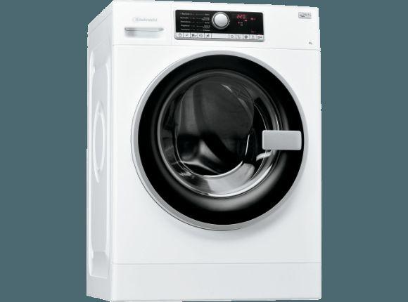 BAUKNECHT WA Prime 854 Z Waschmaschinen online kaufen bei MediaMarkt  Need more money in order to get more efficient stuff that doesnt waste energy!