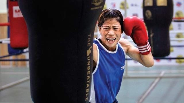 Boxing: Heartbreak for Mary Kom in return; bows out in 51-kg quarterfinals
