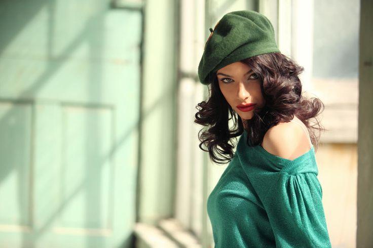 International Woman's Day wears green on 8 of March