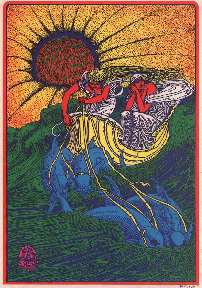 Canned Heat and the Siegel-Schwall Band in Denver, Dec 1967 #posters
