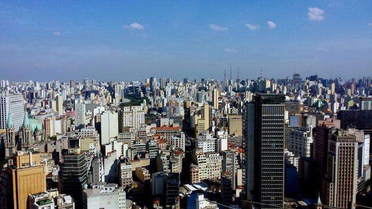 São Paulo, Brazil - South America's Biggest City- Sao Paulo Brazil