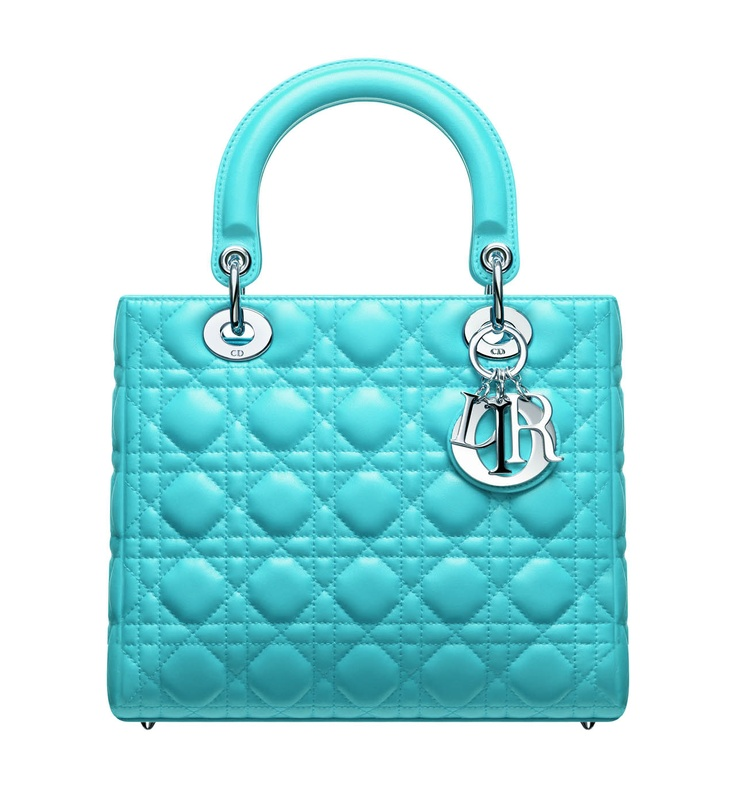Lady Dior - Dior - handbags - bags - bolsos - moda - fashion www.yourbagyourlife.com Love Your Bag.