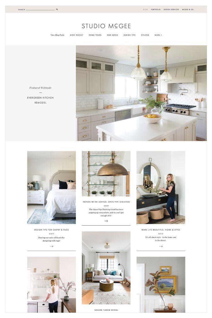 Pin By Nelle Clark Designer Art D On Parsons Kitchen Remodel Trends Blog Design Inspiration Studio Mcgee