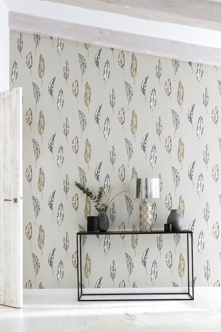 Wallpaper design called Kinina by Harlequin.
