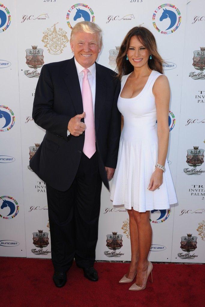 Melania y Donald Trump: un matrimonio con roces - Onda 3