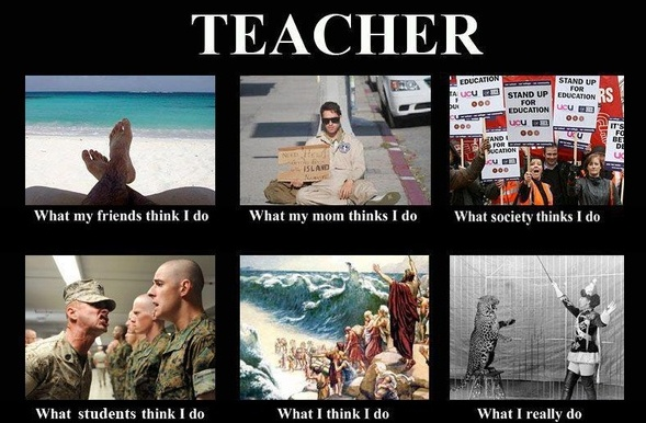 Funny Tired Teacher Memes