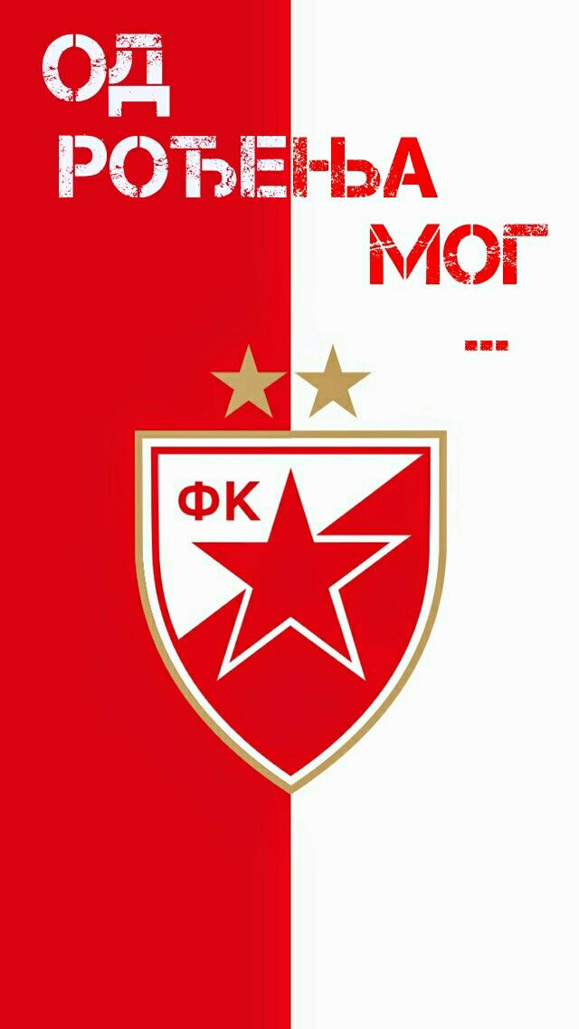 Red Star Belgrade wallpaper; Црвена звезда - Crvena zvezda
