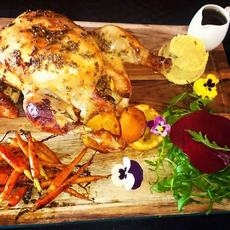 Big Sunday Roast — Nidhi's Messy Kitchen