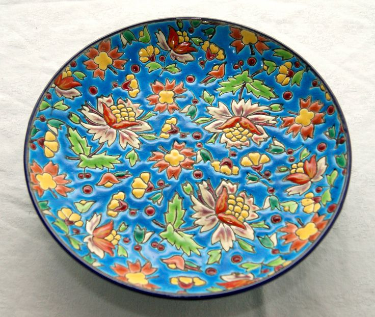Longwy bowl 1955 - 1986