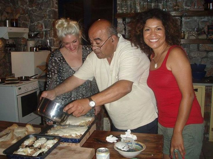 FOOD, WINE, CULTURE AND HANDS ON CULINARY HOLIDAYS IN CRETE WITH HOST George Portokalakis | Food and Wine Tous in Crete