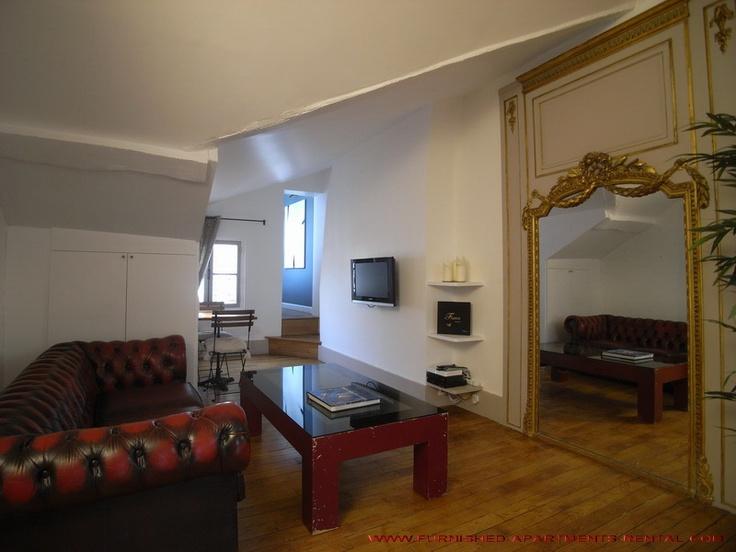 Location appartement meublé, Location meublée Paris, Location saisonnière Paris, Paris appartements