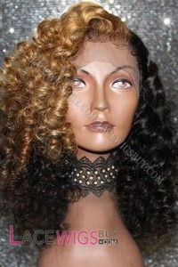 """20"""" Deep Wave #30 Full Lace Wigs 100% Indian Remy Human Hair"""