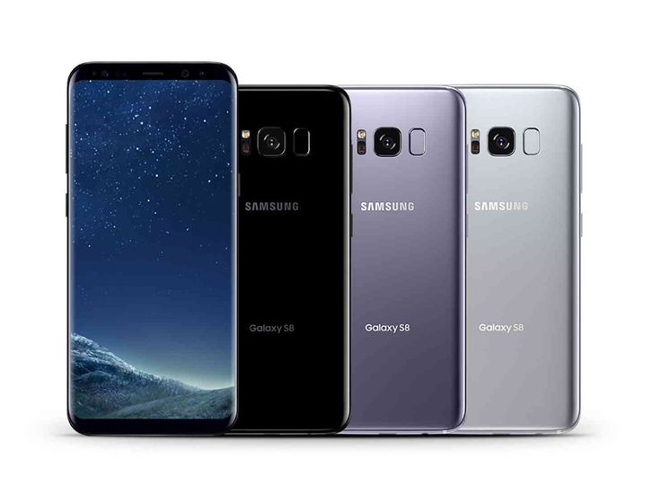 The Galaxy S8's display may convince me to buy one