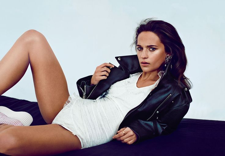 Meet Alicia Vikander, Hollywood's Newest Obsession: The Daily Details: Blog : Details
