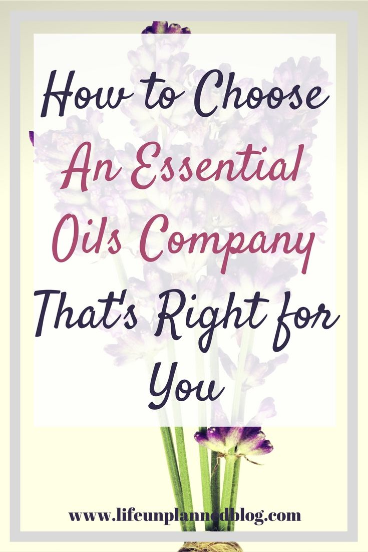 Thorough and detailed comparison of three of the top essential oils companies and how to choose the best one. You'll be surprised at my recommendation!  Click through to find out >>