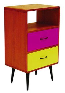 Bright furniture
