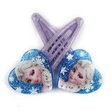 Frozen Hair Clips - Elsa, Anna, Olaf | Kids Character Clothing, Bedding and Accessories | Cooldudes Kids Australia
