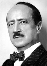 Saint John Perse (March 31, 1887 - September 20, 1975) French writer and winner of  the Nobel Prize of Literature in 1960.