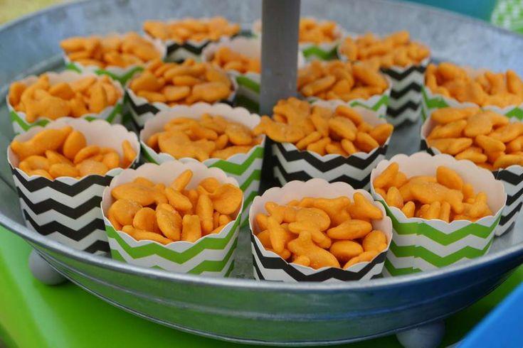 Teenage Mutant Ninja Turtles Birthday Party Ideas | Photo 1 of 37 | Catch My Party