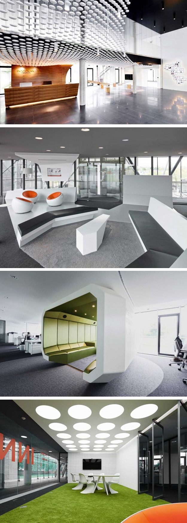 Innocean headquarters by ippolito fleitz group workplace for Ippolito fleitz group