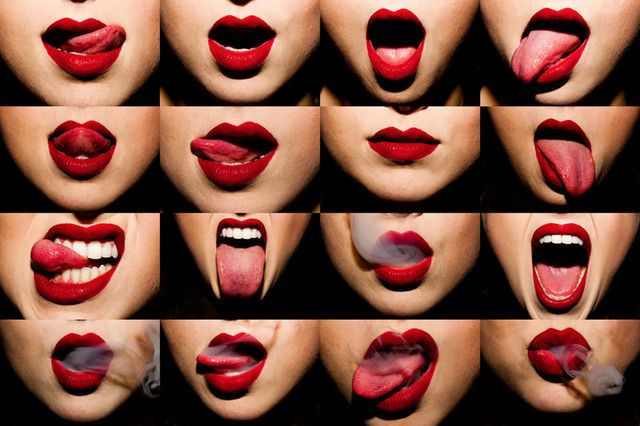 Tyler Shields, Mouths (2012)