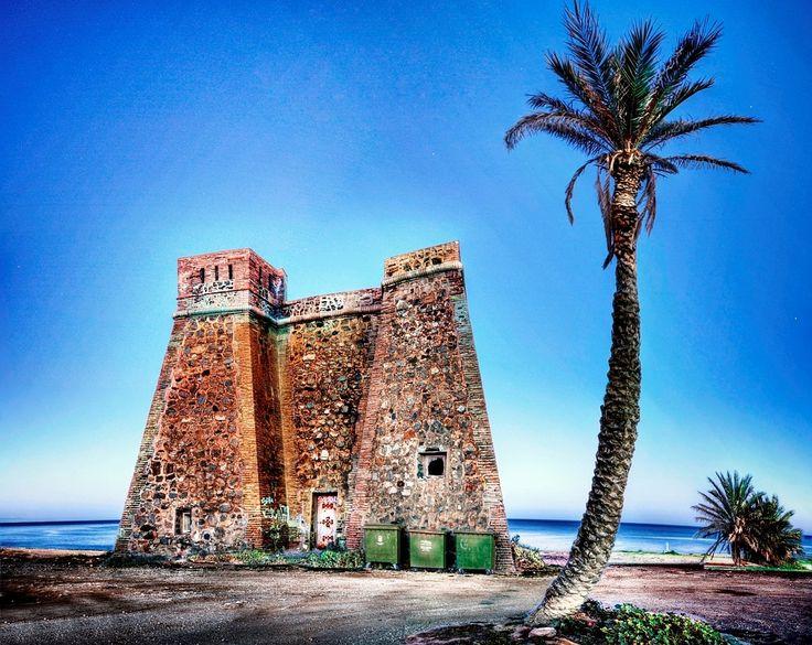 Almería, Spain - Castle