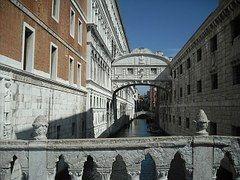 Venecia, Puente De Los Suspiros, Ciudad