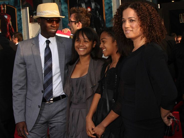 Don Cheadle gets endorsement from Miles Davis' family to ... |Don Cheadle Family 2014
