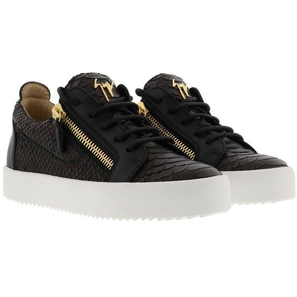 Giuseppe Zanotti May London Sneakers (€430) ❤ liked on Polyvore featuring shoes, sneakers, golprnro, giuseppe zanotti sneakers, giuseppe zanotti trainers, giuseppe zanotti shoes and giuseppe zanotti