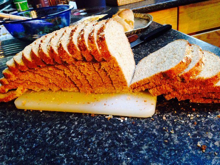 Bread homemade
