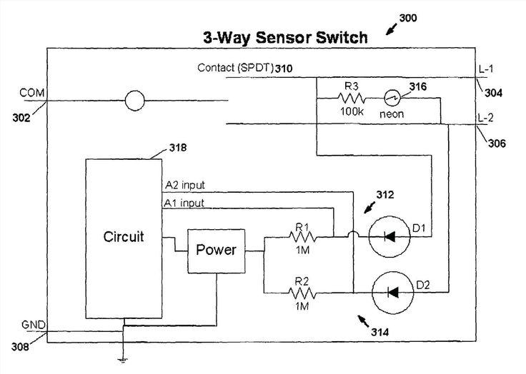Elegant Lutron Occupancy Sensor Wiring Diagram In 2020 Motion Detector Diagram Sensor