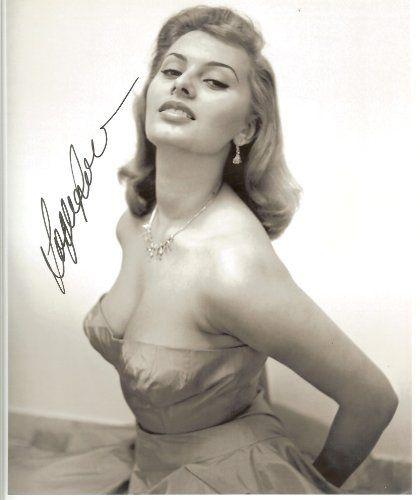Sexy Bilder von Sophia loren