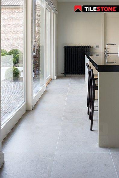 Keuken vloertegels keuken eindhoven : ... Pinterest - Grijze kasten, Blauw grijze keukens en Keuken verfkleuren